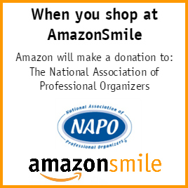 NAPO Amazon Smile Widget
